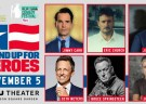 image for event Stand Up For Heroes: Bruce Springsteen, Eric Church, Jimmy Carr, and more