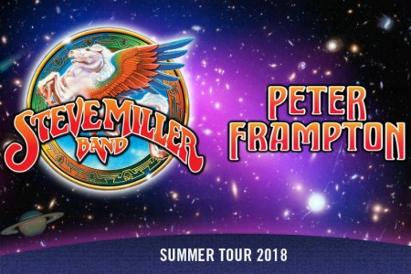 image for article Steve Miller Band and Peter Frampton Plan 2018 Tour Dates: Ticket Presale Code & On-Sale Info