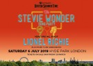 image for event Stevie Wonder and Lionel Richie