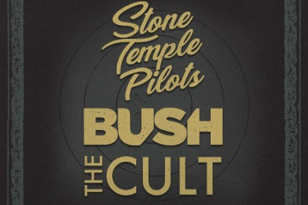 image for article Stone Temple Pilots, Bush, and The Cult Plot 2018 Tour Dates: Tickets Now On Sale