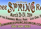 image for event Suwannee Spring Reunion