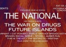 image for event The National - All Points East Festival