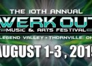image for event The Werk Out Music & Arts Festival
