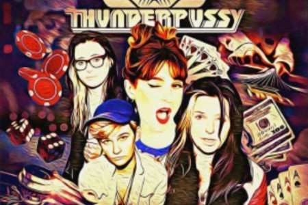 """Velvet Noose"" - Thunderpussy [Spotify Audio Single]"