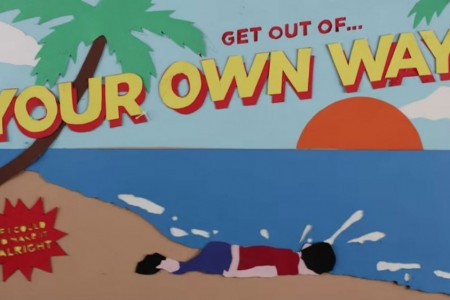 "image for article ""Get Out Of Your Own Way"" - U2 [YouTube Music Video]"