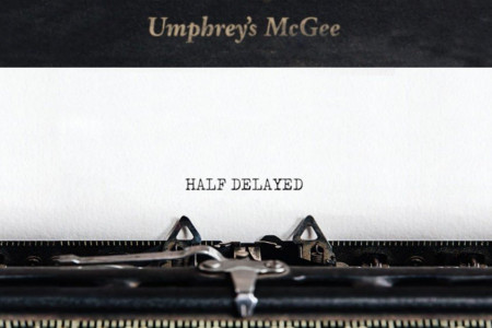 """Half Delayed"" - Umphrey's McGee [YouTube Lyric Video]"
