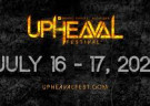 image for event Upheaval Festival