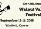image for event Walnut Valley Festival 2018