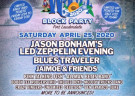 image for event Wanee Block Party