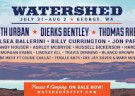 image for event Watershed Music Festival