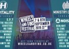 image for event Wheels & Fins Festival