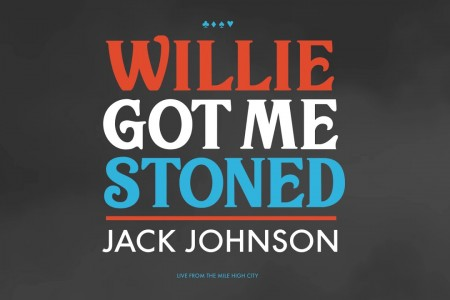 "image for article ""Willie Got Me Stoned"" - Jack Johnson (Live from the Mile High City) [Live Performance Audio Single]"