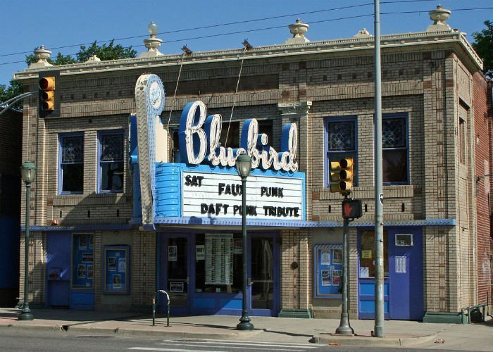 image for venue Bluebird Theater