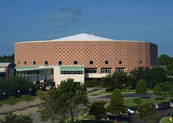 image for venue North Charleston Coliseum & Performing Arts Center