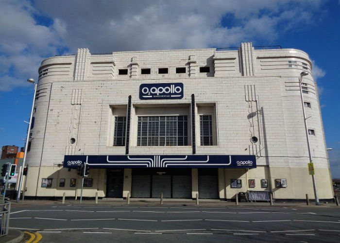 image for venue O2 Apollo Manchester