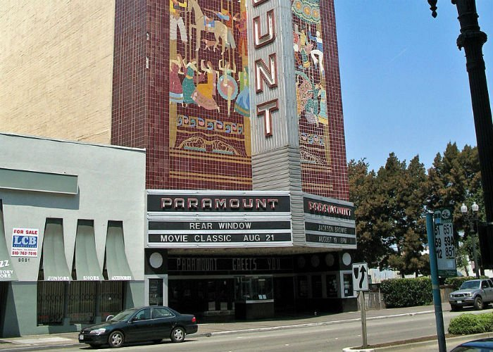 image for venue Paramount Theatre - Oakland