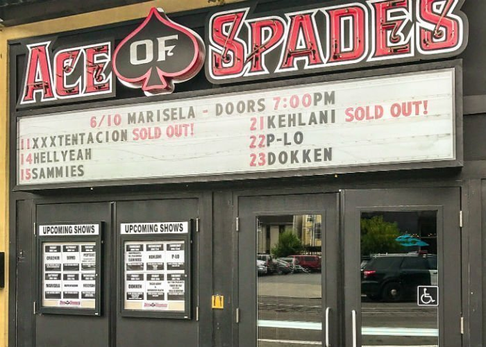 image for venue Ace of Spades