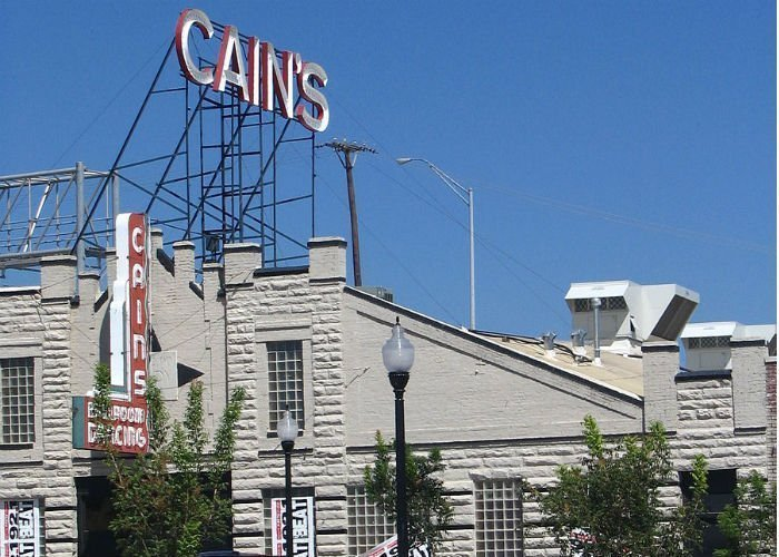 image for venue Cain's Ballroom