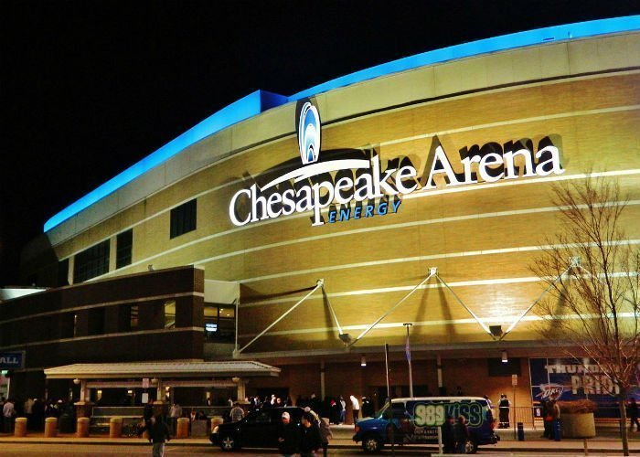 image for venue Chesapeake Energy Arena