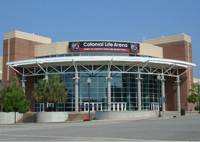 image for venue Colonial Life Arena