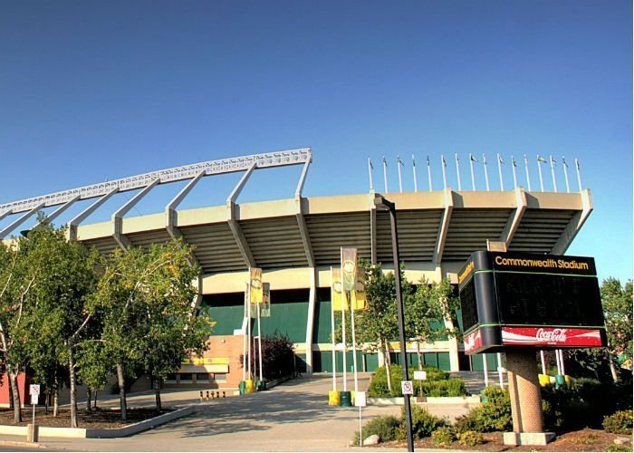 image for venue Commonwealth Stadium - Edmonton