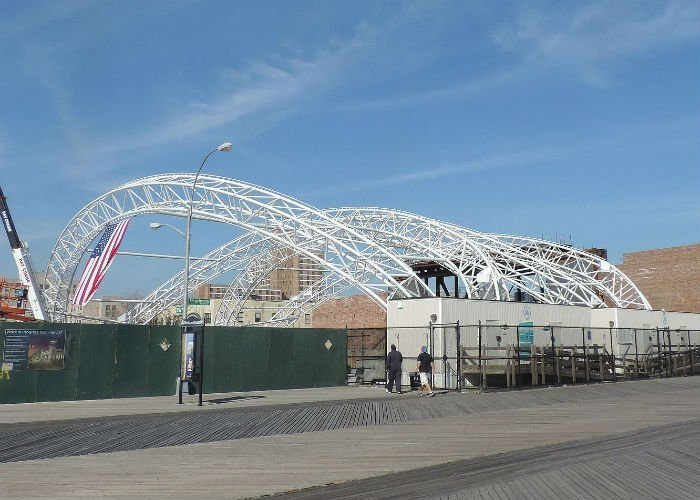 image for venue The Amphitheater at Coney Island Boardwalk