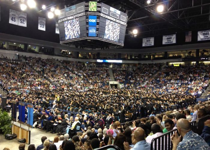image for venue Constant Convocation Center