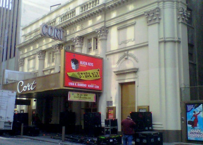 image for venue Cort Theatre