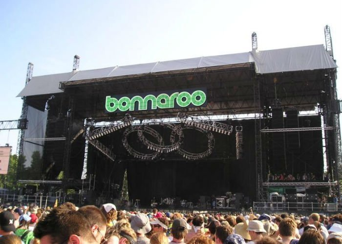 image for venue Bonnaroo Music and Arts Festival