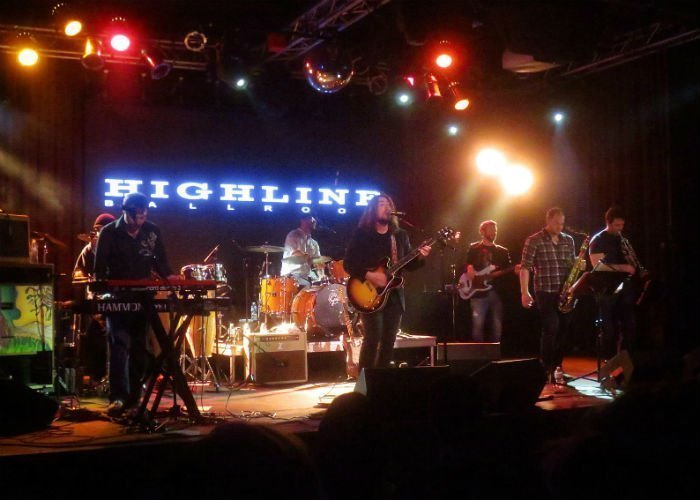image for venue Highline Ballroom