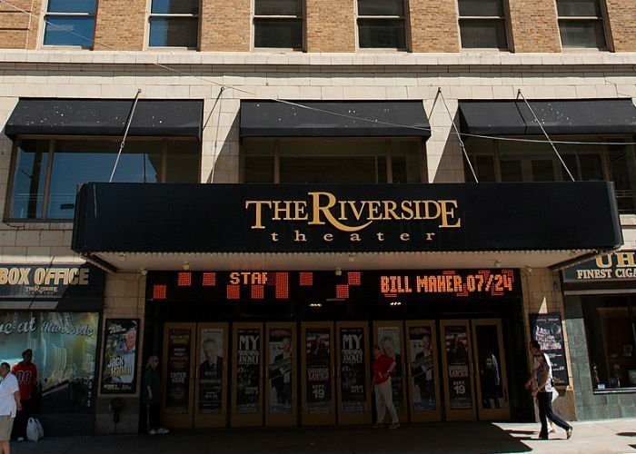 image for venue Riverside Theater - WI