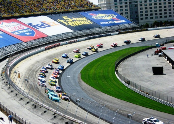 image for venue The Woodlands of Dover International Speedway
