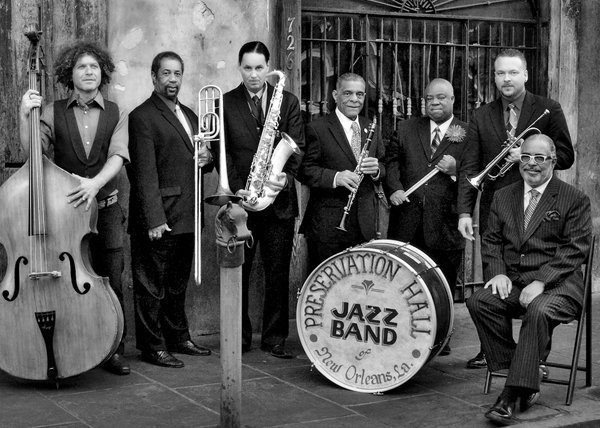 "image for article Preservation Hall Jazz Band New Song: ""It Ain't My Fault"""