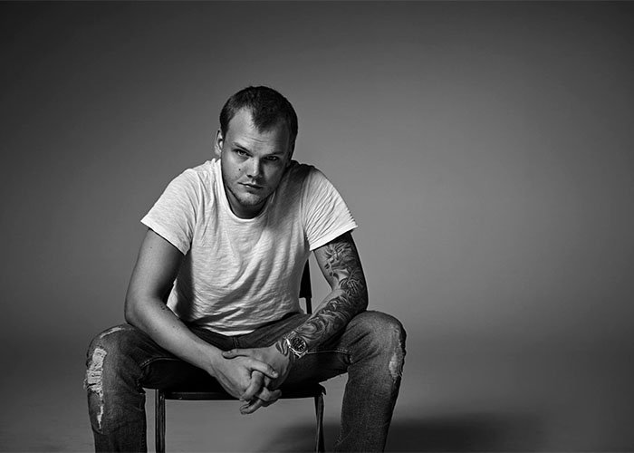 image for artist Avicii