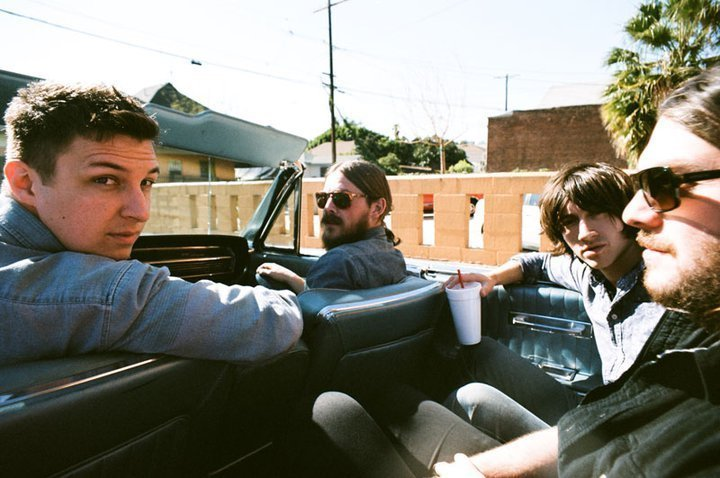 image for artist Arctic Monkeys