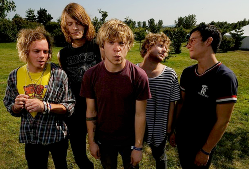Cage The Elephant - Matthew Shultz, Brad Shultz, Lincoln Parish, Daniel Tichenor, Jared Champion