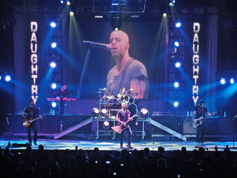 Daughtry Official Photo
