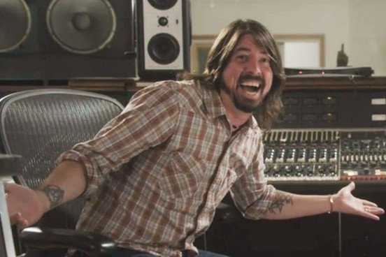 "image for article Dave Grohl on Reddit's ""Ask Me Anything"""