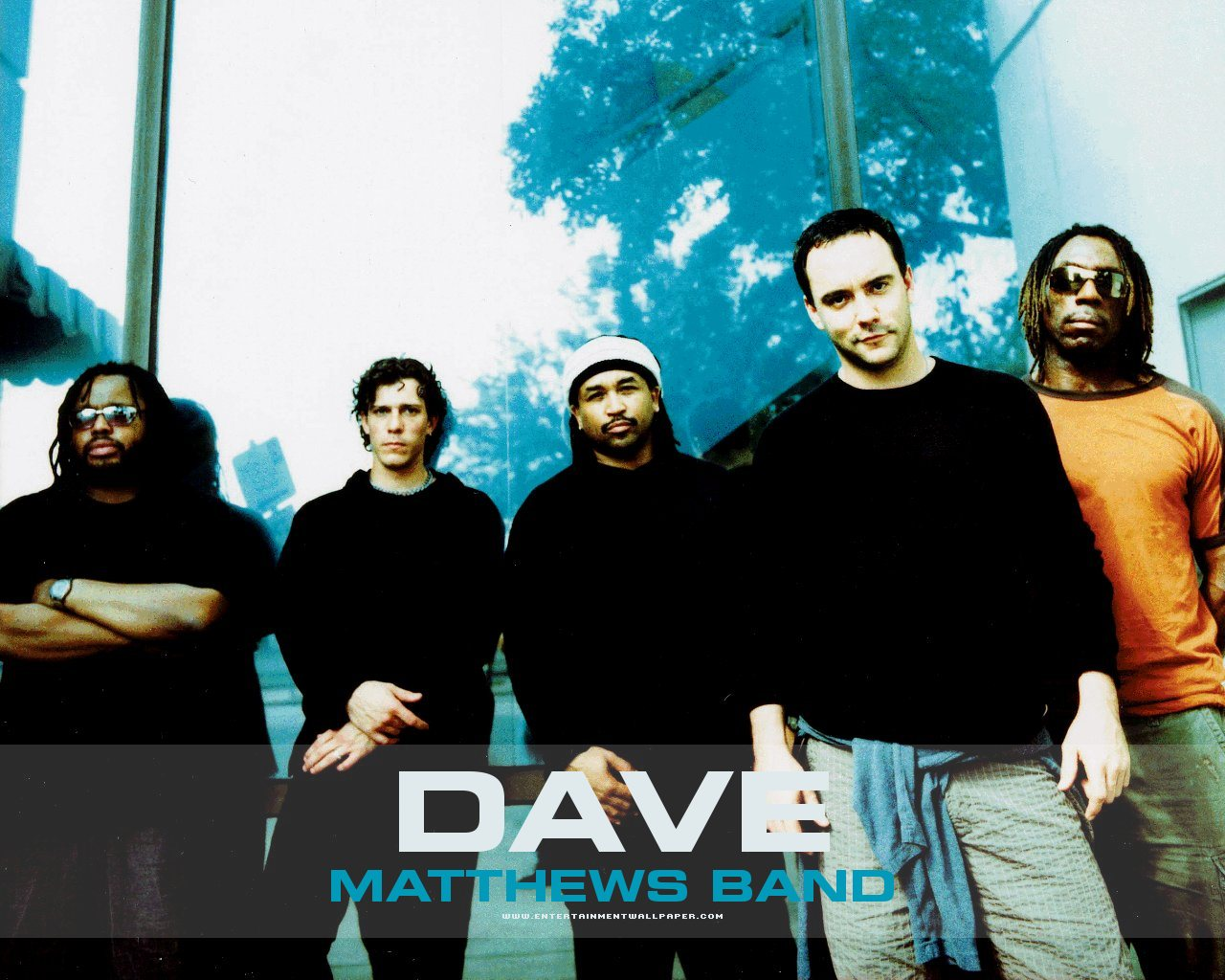 Dave Matthews Band Official Photo