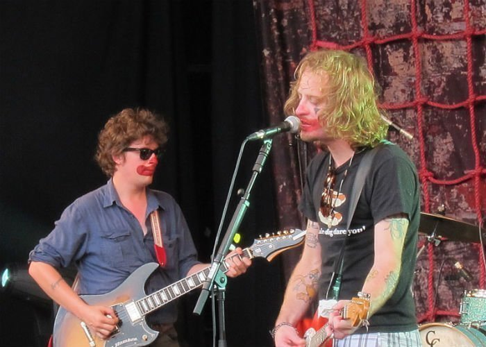 image for event Deer Tick and Chris Crofton