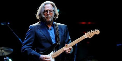 image for article Eric Clapton's New Album Due For Release March 12th