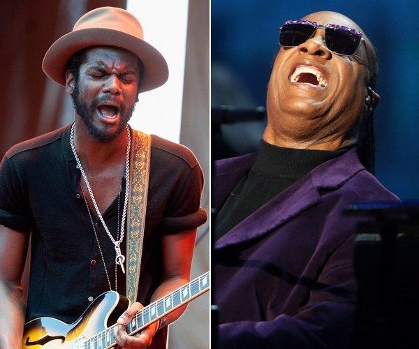 Gary Clark Jr. & Stevie Wonder