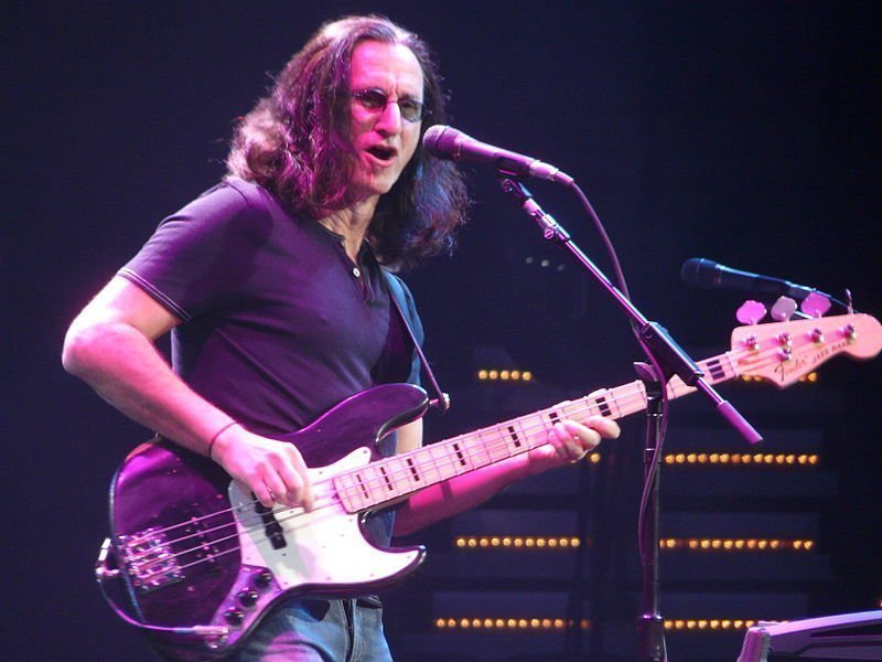 image for artist Geddy Lee
