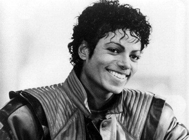 Michael Jackson Official Photo