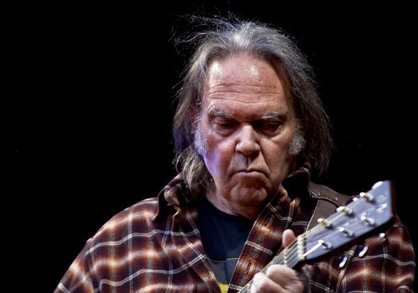 Neil Young Official Photo