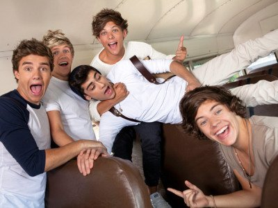 One Direction Official Photo