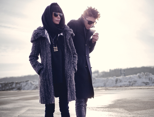 School of Seven Bells Official Photo
