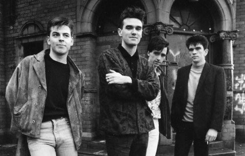 The Smiths Official Photo