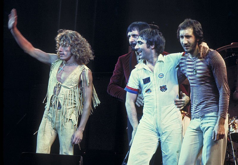 The Who Official Photo
