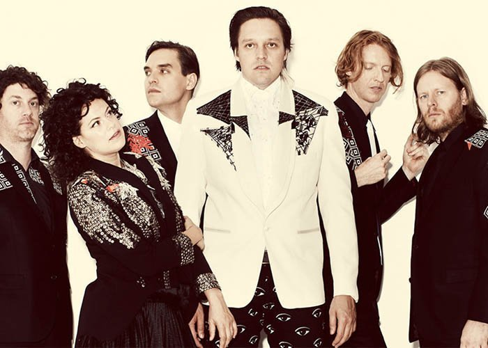 image for artist Arcade Fire